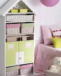 Diy kids room Decor Super Simple Diy Hack To Turn Simple Shelving Unit Into Cute House Shelterness 40 Cool Kids Room Decor Ideas That You Can Do By Yourself Shelterness
