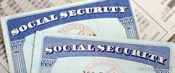 applying for a social security number