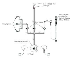 moen shower valve install faucet installation guide