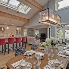 open kitchen dining room designs.  Designs Contemporary Open Concept Kitchen Designs  Inspiration For A Contemporary  Lshaped With Open Kitchen Dining Room Designs