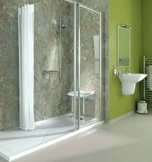 awesome delta sliding shower doors sliding shower screen corner delta sliding shower doors instructions