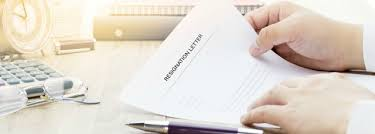 Letter Of Intent To Return To Work After Resignation Employee Resignation Policy Template Workable