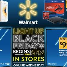 Here Are The Best Black Friday Deals Happening At Walmart This Year