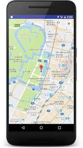 android google mapとgpsで現在位置を表示する  nyanのアプリ開発