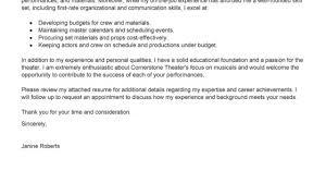 Warehouse Supervisor Cover Letter Example Leading Professional Supervisor Cover Letter Examples