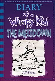 Light Blue Diary Of A Wimpy Kid Book The Meltdown Diary Of A Wimpy Kid Book 13 Ebook By Jeff Kinney Rakuten Kobo