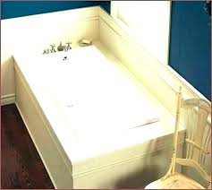 drop in garden tub for mobile home tubs sizes corner bathtubs homes
