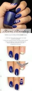 25+ gorgeous Negative space nails ideas on Pinterest   Moon ...