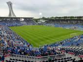 Stade Saputo Seating Guide Rateyourseats Com