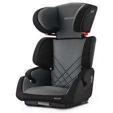 recaro milano seatfix collection 2018 carbon black