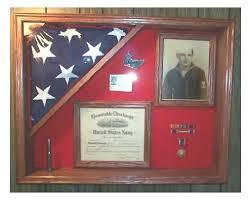 burial flag shadow box. Unique Shadow Military Flag Display Cases Burial Case Shadow Boxes  Inside Box L
