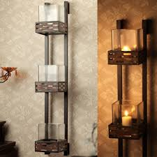 candle holders wall decor holder sconces al fashionable chittorgarh ideas sconce votive floating corner shelves modern