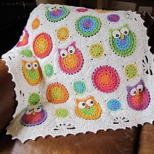 Crochet Owl Blanket Pattern Free Simple Top 48 Free Crochet Afghan Baby Blanket Pattern Hobby Ideas