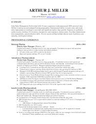 Sample Sales Representative Resume Puertorico51ststate Us