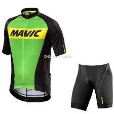 <b>2019 Mavic Team</b> Cycling Short Sleeves Shorts Sets Breathable ...