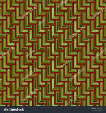 L Shape Blocks Wallpaper Repeated Color Stock Vector 640682695 Color Print Digital L