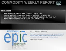 Weekly Commodity Report 11 June 2013 By Epic Research
