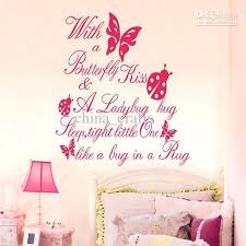 wall art quotes for bedrooms kids room butterfly wall quotes vinyl wall stickers wall art stickers nursery wall decals baby room wall decor home decal  on vinyl wall art quotes for bedroom with wall art quotes for bedrooms kids room butterfly wall quotes vinyl