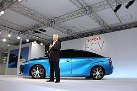 hydrogen vehicle hydrogen vehicle