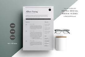 Best Resume Templates Impressive Best Of 40 Stylish Professional CV Resume Templates