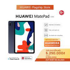 Máy tính bảng Huawei Matepad | Màn hình 2K FullView | Hiệu suất mạnh mẽ |  Âm thanh vòm Harman Kardon sống động
