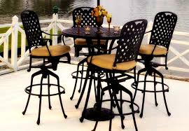 Pub Style Bistro Table Sets Pub Style Outdoor Furniture Modroxcom