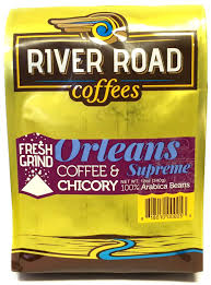 Chicory Coffee River Road Coffees Orleans Supreme Coffee Chicory New Orleans