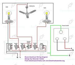 electrical wiring diagram in house kwikpik me house wiring diagram pdf at House Wiring Schematic