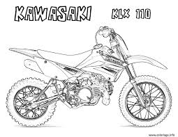 S Coloriage Moto Crossll Duilawyerlosangeles
