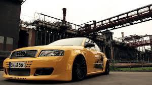 Audi A4 2,7l V6 Twin Turbo with 560 hp (YellowSubA4) - YouTube