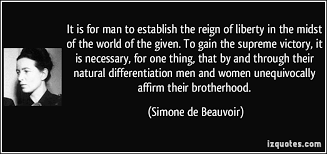 Simone De Beauvoir Quotes Amazing Simone De Beauvoir's Quotes Famous And Not Much Sualci Quotes