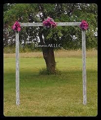 diy outdoor wedding arches ideas diy wedding arch country decor rustic