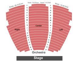 Sb Bowl Seating Chart The Lobero Seating Chart Santa Barbara