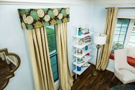 decorating ideas for bedroom window treatments new diy cardboard window valance how to of decorating ideas