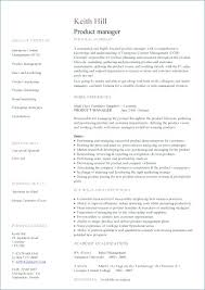 Product Management Resume Samples Best Of Product Manager Resume Examples Hflser