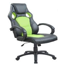 lime green office furniture. green black racer office chair lime furniture