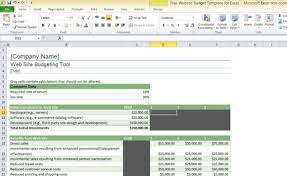 free downloadable budget software free website budget template for excel