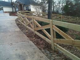 wooden farm fence. Chicken Wire Farm Fence Rail Horse Board Animal Dog Curve Wooden E