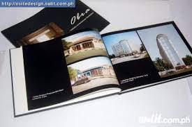 portfolio coffee table book layout