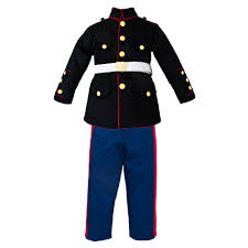 Youth Marine Dress Blues