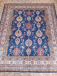details about carpet rugs for livingroom handmade area rug 7x8 super kazak antique replica