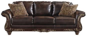 gallery of leather sofa with wood trim 27 with leather sofa with wood trim