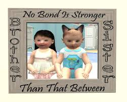 sister picture frames brother sister frame boxed brother and sister big sister picture frames