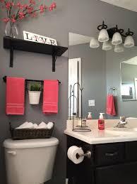 dark grey bathroom accessories. 3 tips: add style to a small bathroom   bath accessories, towels and bright dark grey accessories i