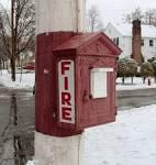 fire alarm telegraph system