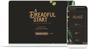 Choose Your Own Adventure Story Template Choose Your Own Adventure Template Typeform Templates