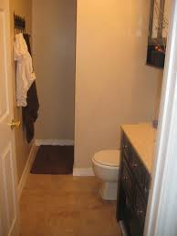 Rule Nice Girl Small Budget  Bathroom Remodel Before And After - Bathroom remodel before and after pictures