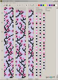 Bead Loom Patterns Unique Cute Bead Crochet Patterns Cherry Blossom Bead Crochet Pattern You