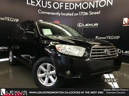 Used Black 2008 Toyota Highlander 4WD SR5 Walkaround Review ...