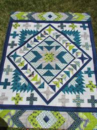 The Quilting Mill: Rustique Medallion Quilt by Emily Herrick & I had SO MUCH FUN quilting this. The design had so many areas that just  screamed for different quilting designs. In the borders I did s-curves in  the ... Adamdwight.com